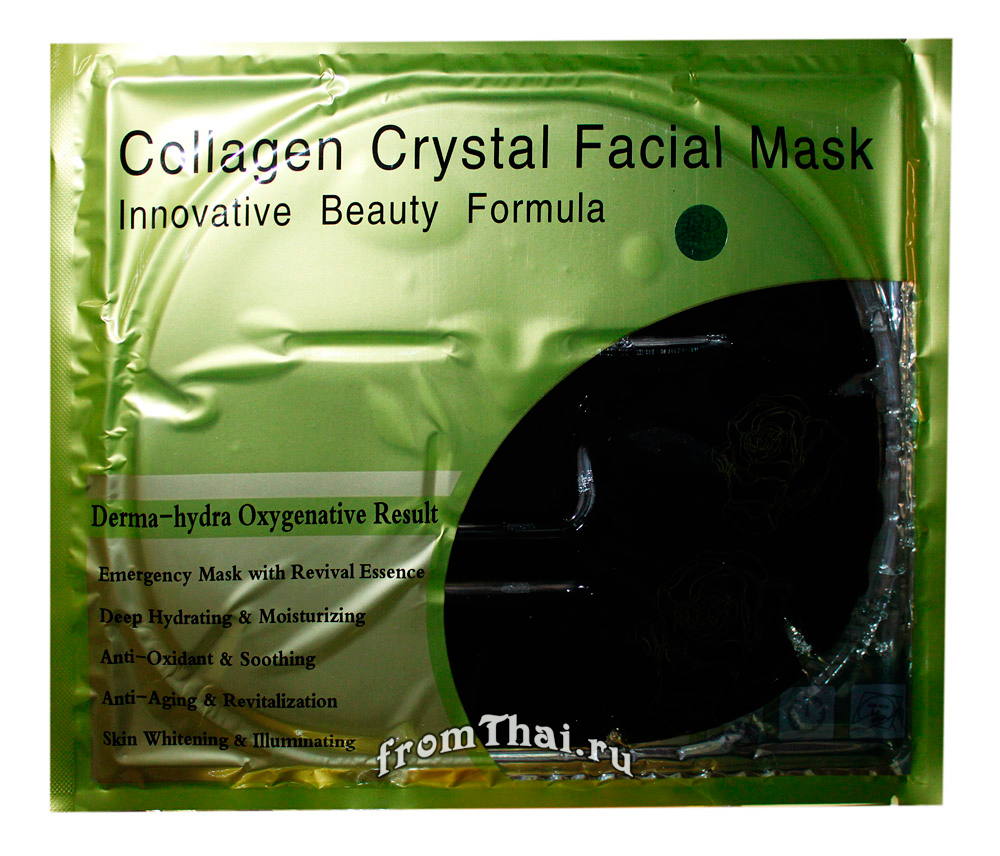 Collagen Cristal Facial Mask из таиланда