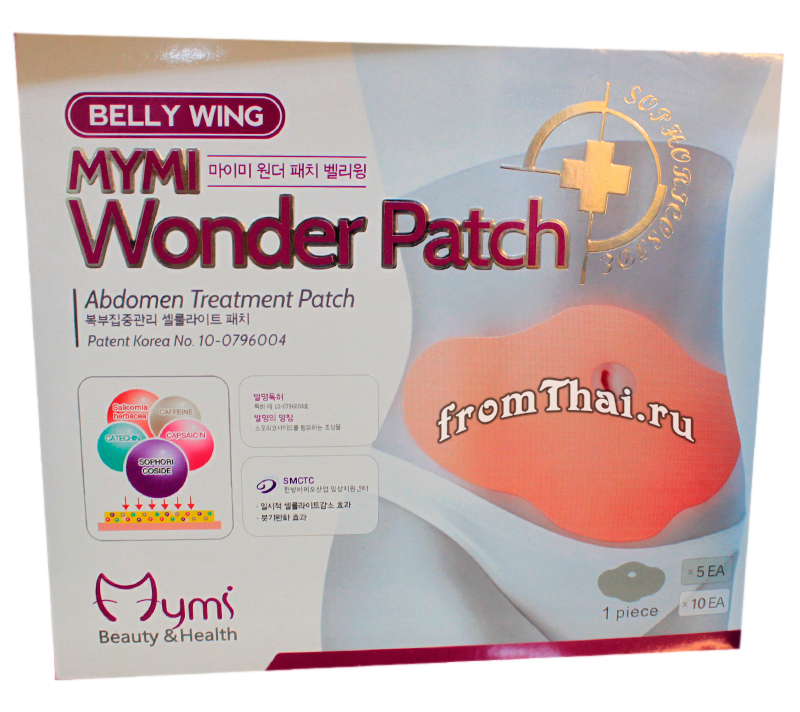 Mimy Wonder Patch из тайланда оптом