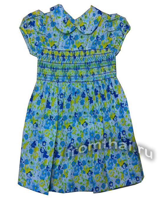 Baby Dress Laura Ashley Wholesale Supplier From Thailand