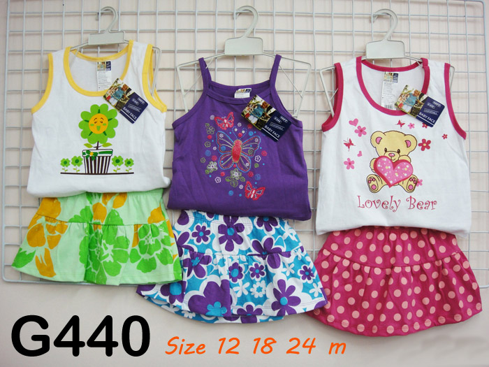 sets of clothes for girls