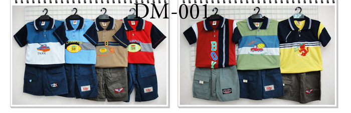 sets for boys wholesale