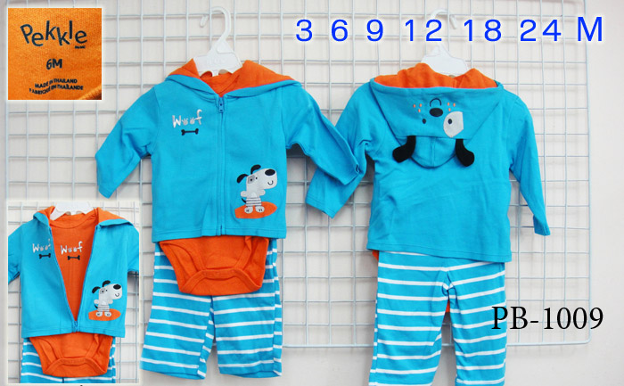 sets of clothes for boys