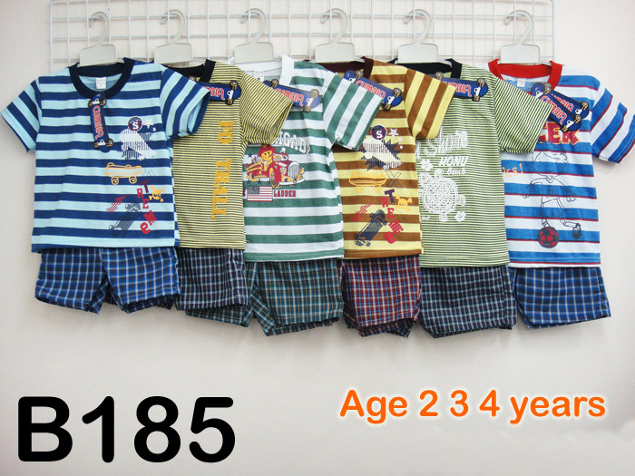 sets of clothes for kids wholesale
