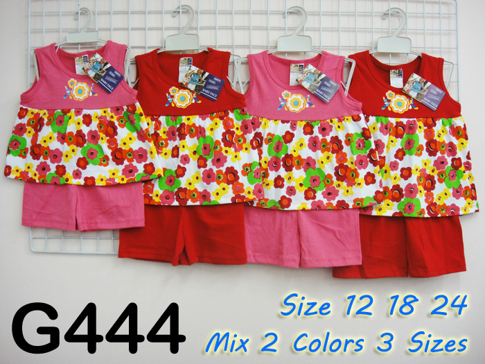 Children's clothing wholesale from Thailand