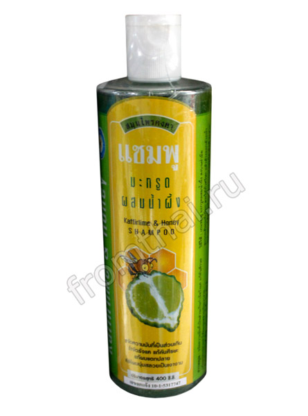 thai shampoo wholesale