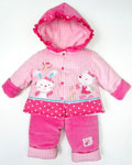 Nannette wholesale children's clothing from Thailand