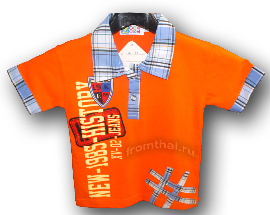 children t-shirt thailand
